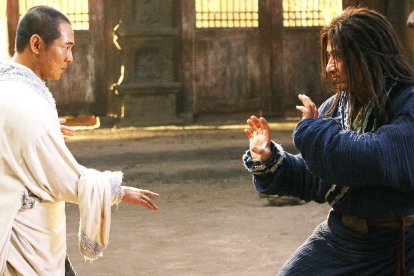 1920x1080 Wallpaper jet li, jackie chan, forbidden kingdom