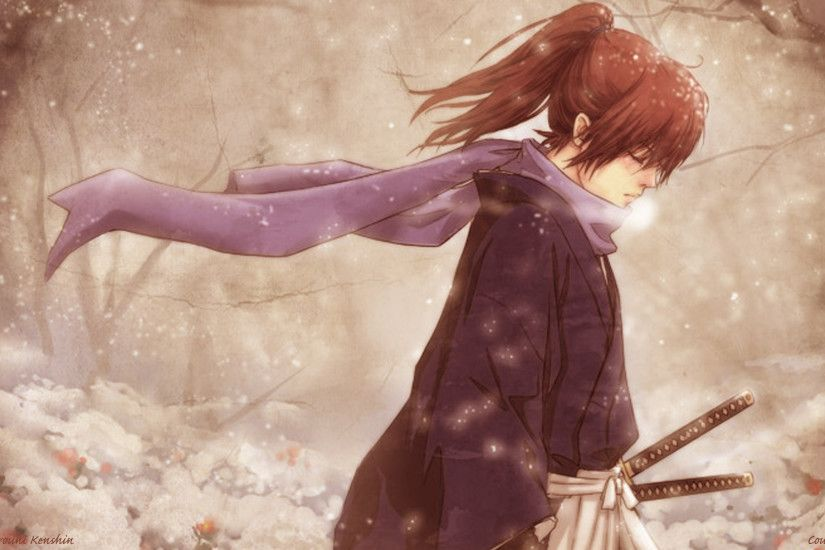 Anime - Rurouni Kenshin Wallpaper