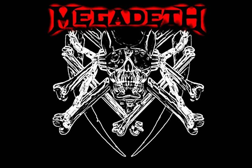 MEGADETH thrash metal heavy (18) wallpaper
