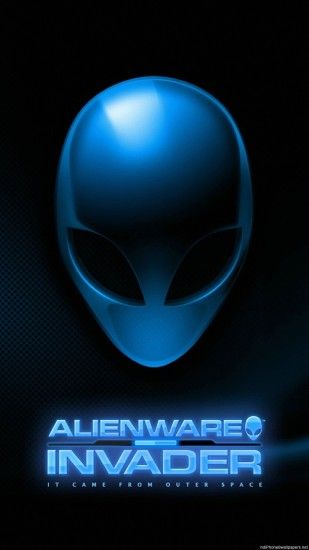 Check Wallpaper Abyss 1080x1920 blue Alienware iPhone 6 wallpapers HD - 6  Plus backgrounds ...