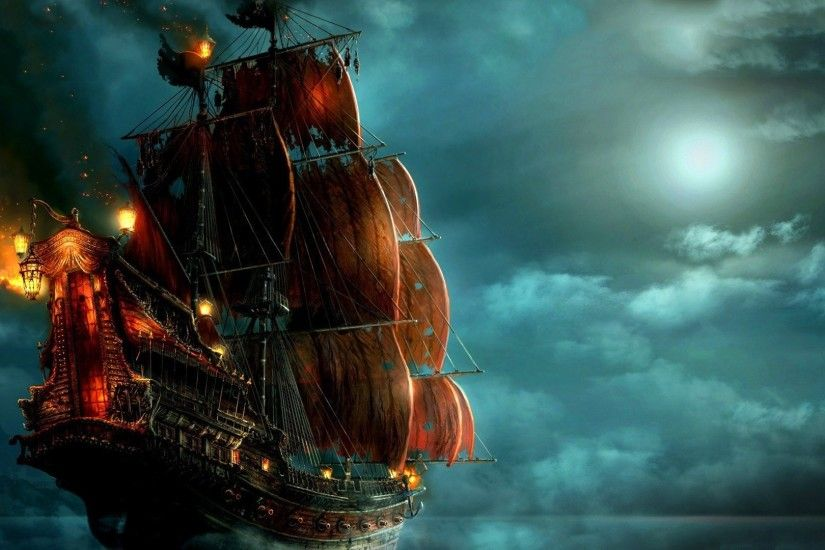 Ghost Ship Hd