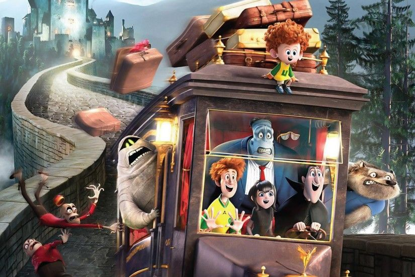 Hotel Transylvania Wallpapers, Hotel Transylvania High Definition Wallpaper  Download, Nicolle Schrecengost
