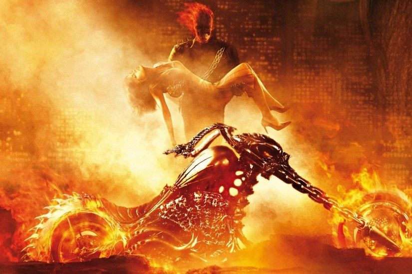 HD Wallpaper | Background ID:235175. 1920x1080 Movie Ghost Rider. 23 Like.  Favorite