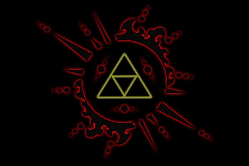 Triforce The Wallpaper 1920x1080 Triforce, The, Legend, Of, Zelda