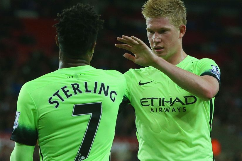 Sunderland 1 Manchester City 4: Kevin De Bruyne and Raheem Sterling on  target in 'important' win | The Independent