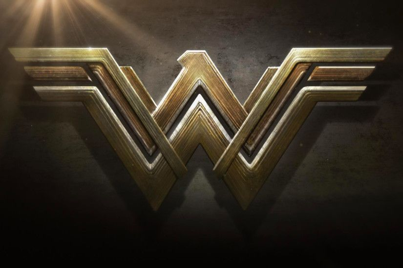 Movie - Wonder Woman Logo Wallpaper
