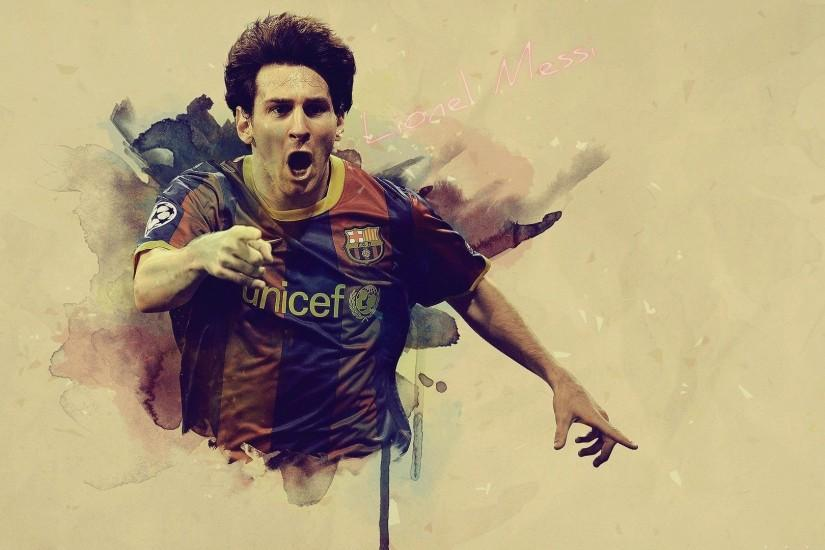 Footballer Lionel Messi Hd Wallpaper | Wallpaper List