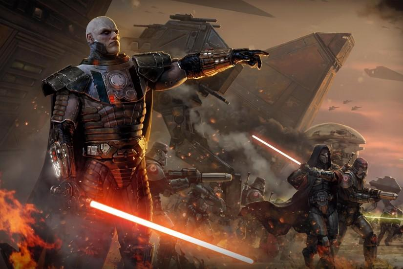 Star Wars, Star Wars: The Old Republic, Lightsaber