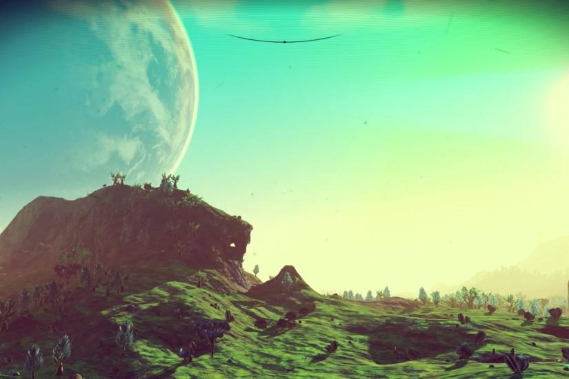 large no mans sky wallpaper 1920x1080 for desktop