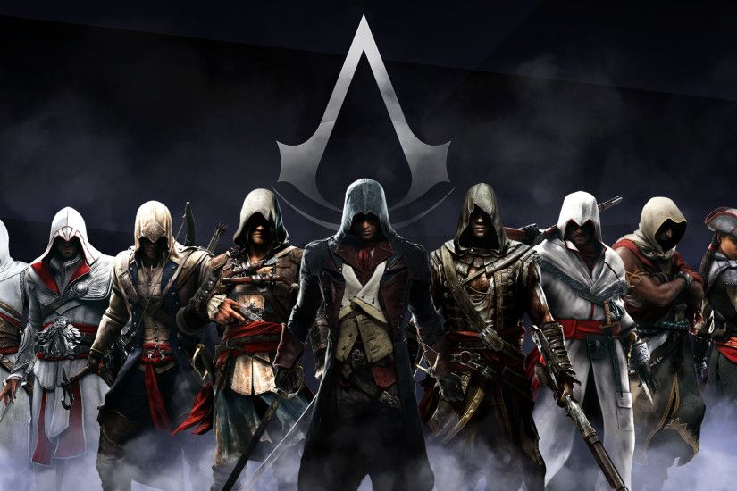 2014 Assassin's Creed Unity Game wallpapers (81 Wallpapers) – HD Wallpapers