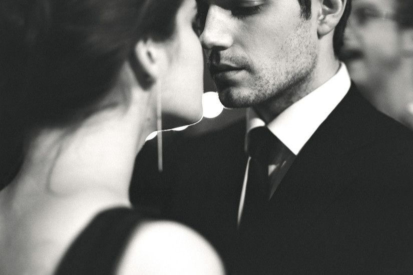 Henry Cavill Dunhill Black Advert with Mila De Wit ... Is it me,