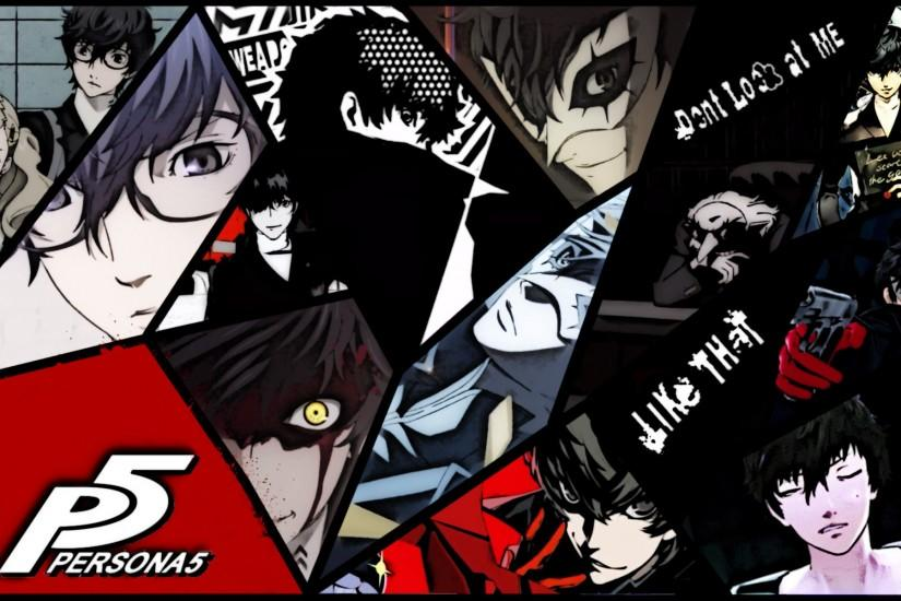 persona 5 wallpaper 1920x1200 mobile