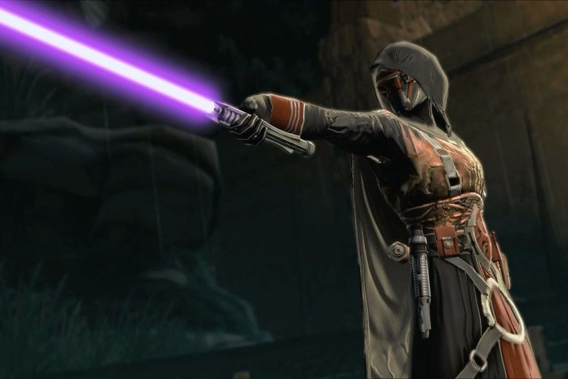 ... Wallpaper Cave SWTOR Shadow of Revan Empire Storyline Cutscenes -  YouTube ...