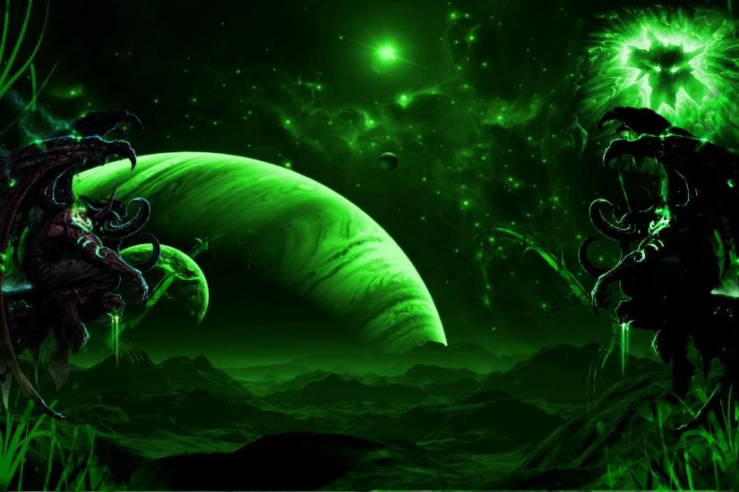 ... World of Warcraft Illidan wallpaper by nestroix