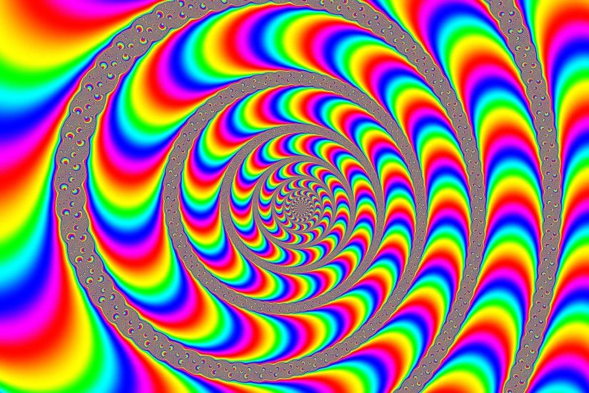 optical illusion, spiral x 1875 px] - Abstract - Pictures and wallpapers