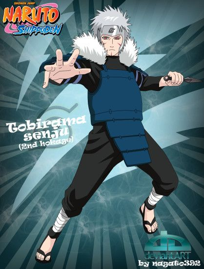Tobirama the second Hokage by HelavisKrew on DeviantArt 2nd Hokage vs  Sasuke - Battles - Comic Vine ...