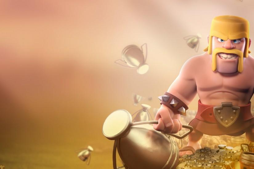 new clash of clans wallpaper 2048x1152