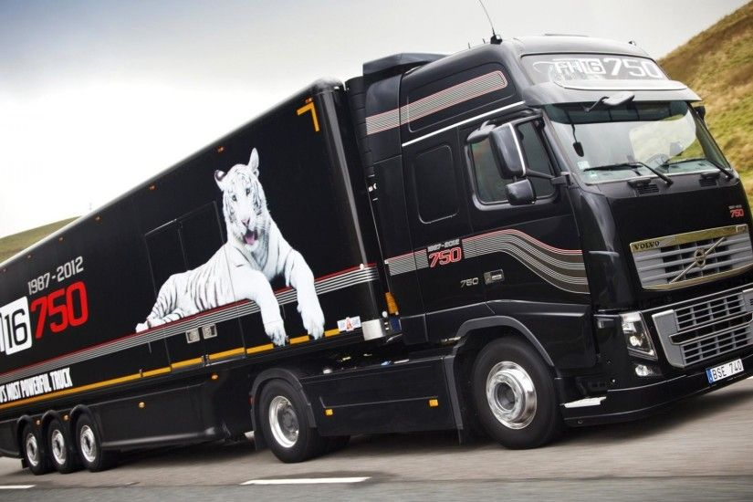 Volvo truck wallpapers high resolution