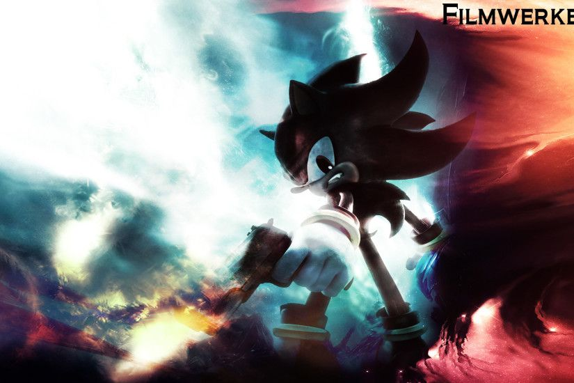 Shadow the Hedgehog Wallpaper by Clive92 Shadow the Hedgehog Wallpaper by  Clive92