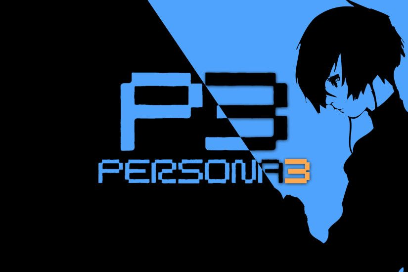I made a minimalist Persona 3 wallpaper in 4K.