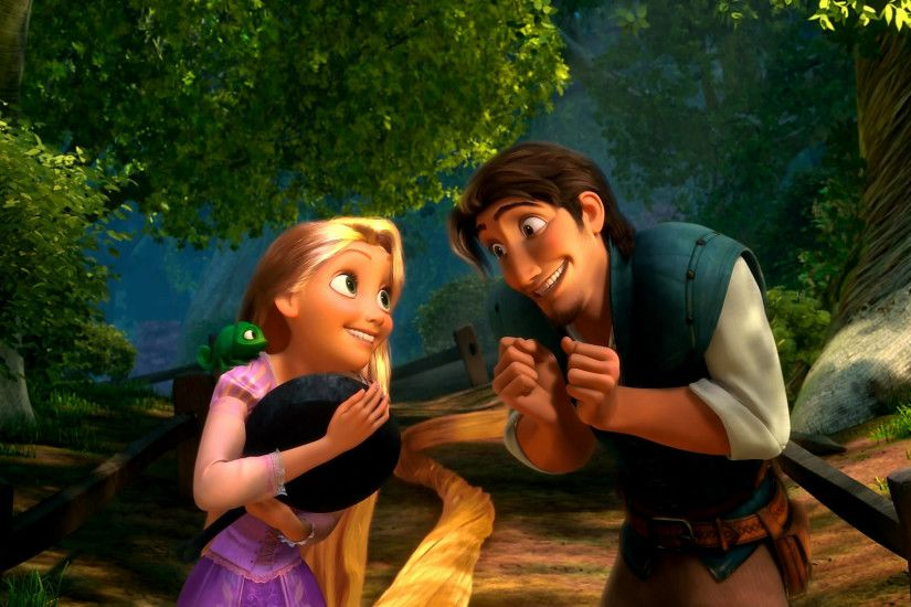 Tangled Animated Film Cute R