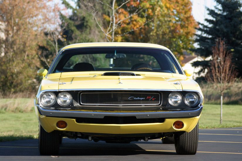 1970 Dodge Challenger Hemi RT wallpaper