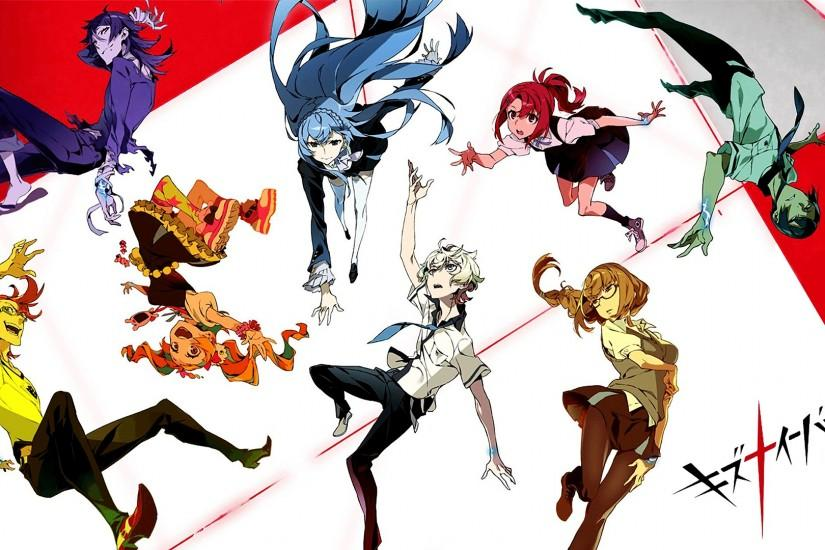 Best wallpaper gallery with Kiznaiver (1920x1080) and HD wallpapers. We  collected full High