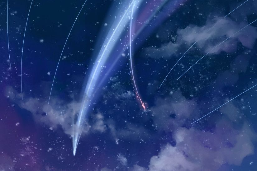 1061 Kimi No Na Wa. HD Wallpapers | Backgrounds - Wallpaper Abyss - Page 24