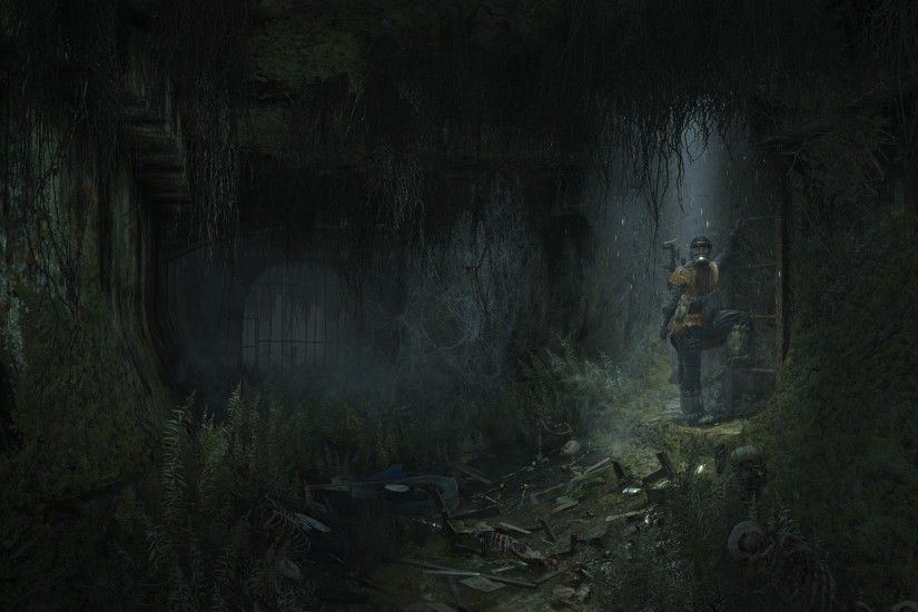 Metro: Last Light, Video Games Wallpapers HD / Desktop and Mobile  Backgrounds