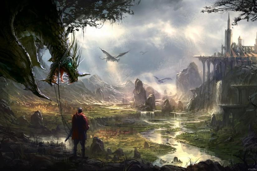 fanticy | Fantasy Wallpapers, HD Fantasy Wallpaper, Widescreen, Art Fantasy  .