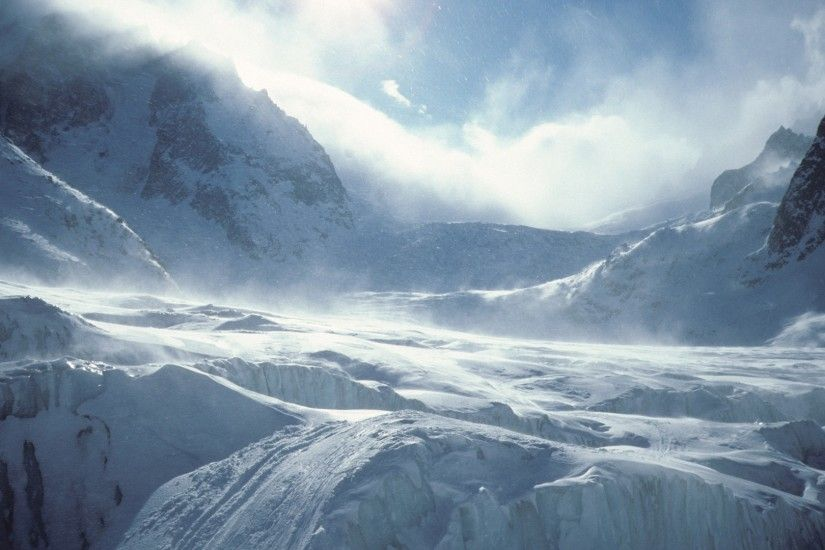 Ice Mountains backgrounds amazing nature wallpapers free download