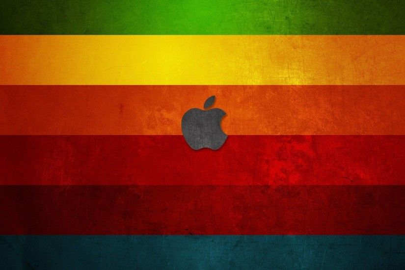 Color Bar Background Apple Mac Wallpaper Download