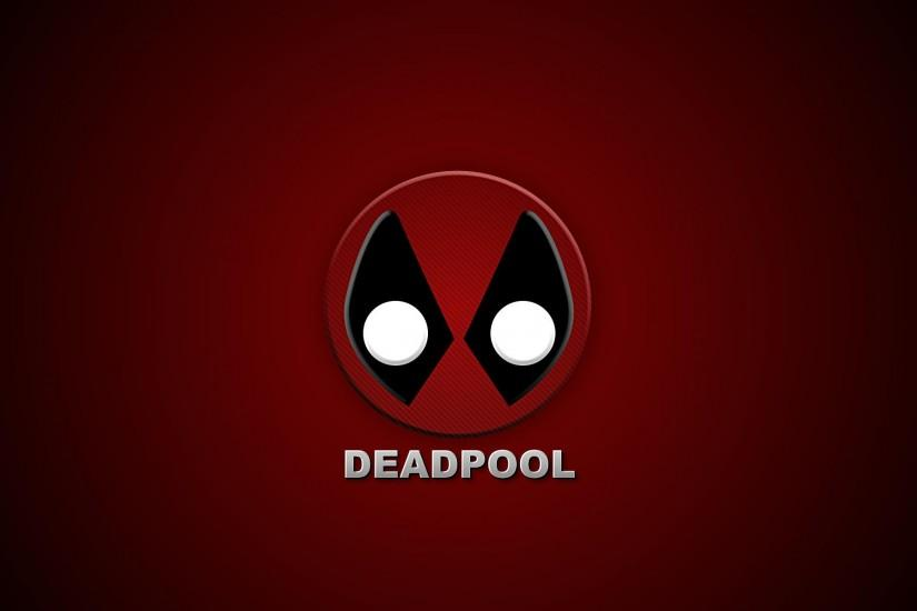 Logo Deadpool Wallpapers free download.