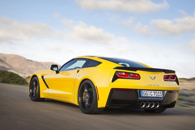 2014 Chevrolet Corvette Stingray V26 Hd Car Wallpaper