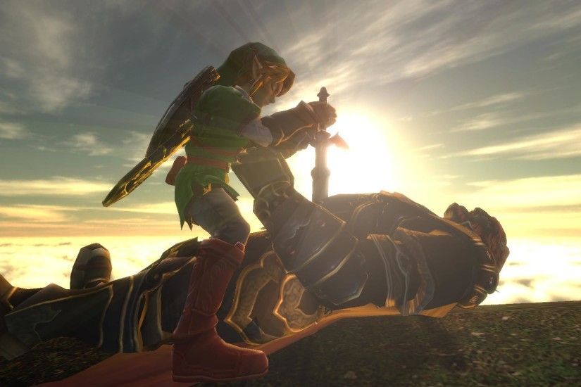 ... Ganondorf's End.... revisited by FPSSteve1