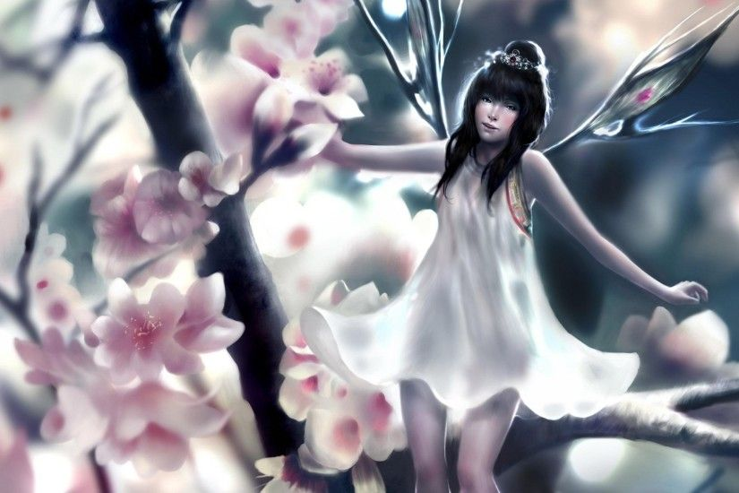 Fairy wallpapers HD pictures download.