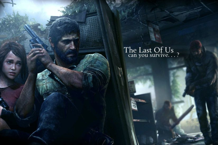 The Last Of Us Background Wallpaper