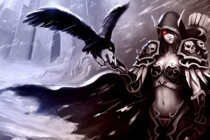 WOW: Sylvanas Windrunner Wallpapers