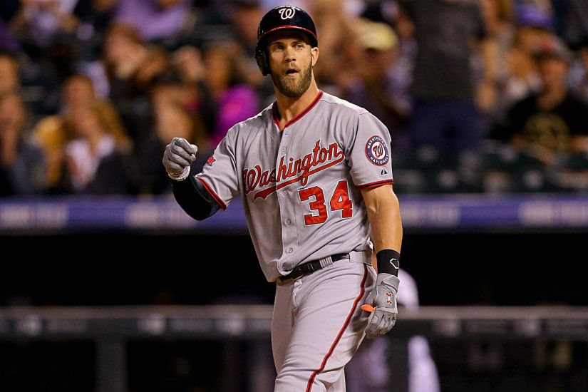 Bryce Harper fields $400 million question: 'Don't sell me short' | MLB |  Sporting News