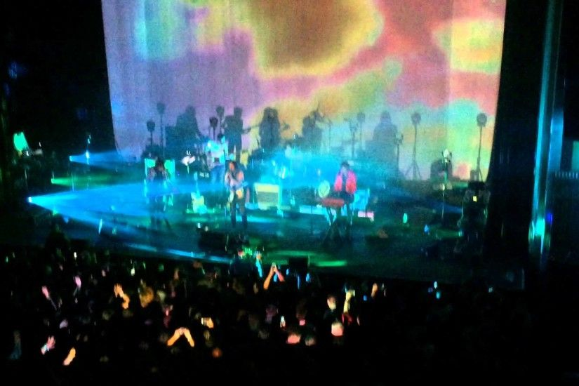 Tame Impala - LET IT HAPPEN - FIRST PERFORMANCE LIVE (OFFICIAL NEW SONG  2015) HD - YouTube