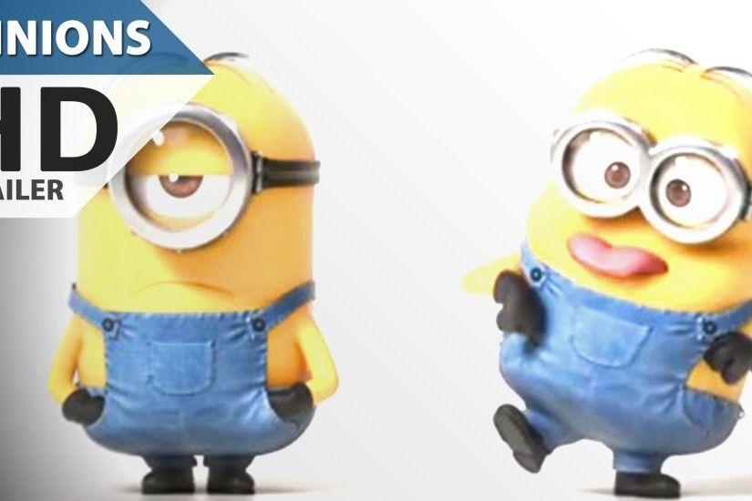 Despicable Me 3 - Minions Dave & Stuart Movie Teaser (2015) Funny Animation  - YouTube