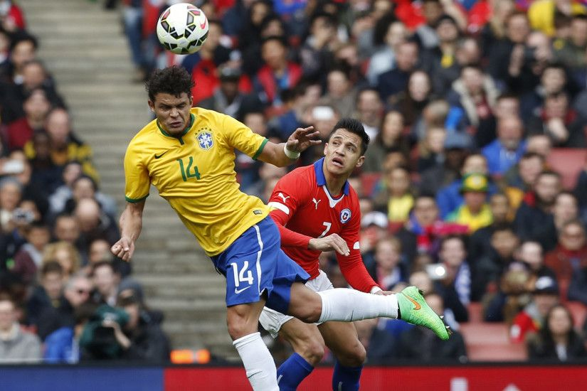 Much to the shock of the Brazilian press, however, a mix-up in the defence  in Brazil's opener with Peru saw David Luiz dropped for the rest of the ...