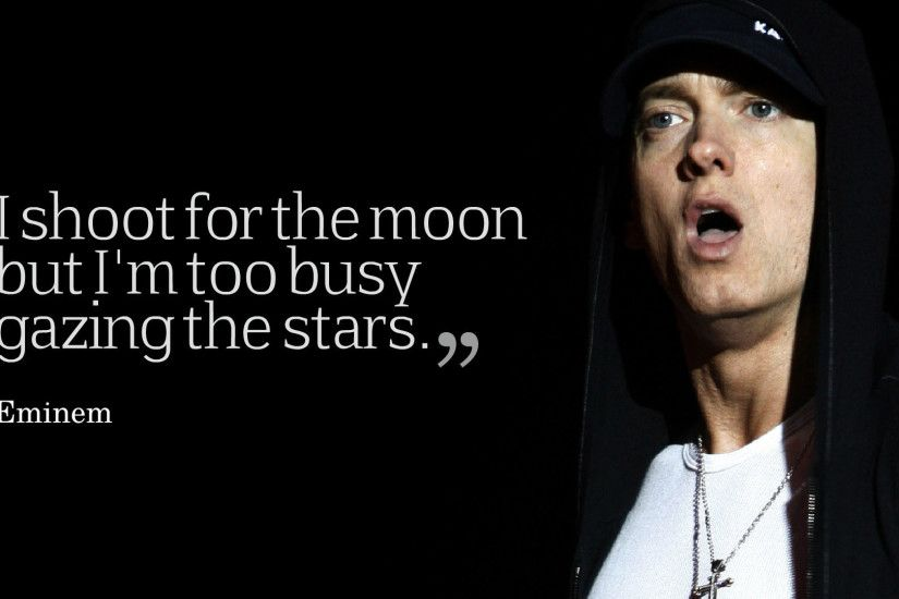 Eminem Quotes Wallpaper HD 14248