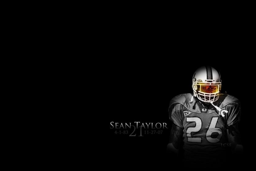 New Sean Taylor Wallpaper