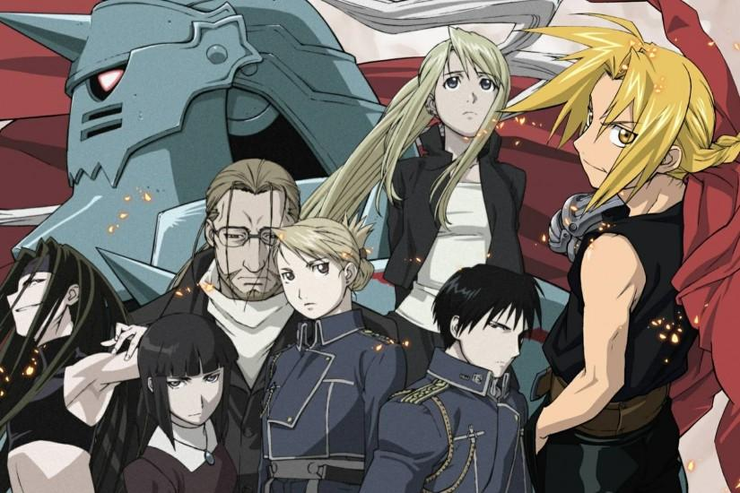 widescreen fullmetal alchemist wallpaper 1920x1080