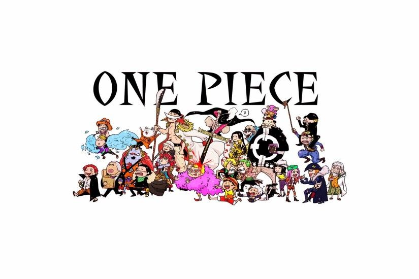 one piece anime chibi hd wallpaper 1920x1200 2g.