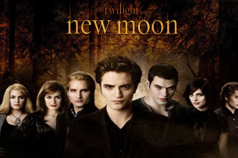 Image - The Cullens New Moon wallpaper.jpg | Twilight Saga Wiki | FANDOM  powered by Wikia