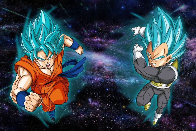 ... Dragon Ball Super Wallpaper [4k] by ThePi7on