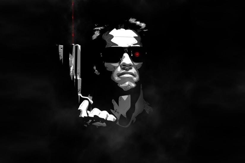 Terminator wallpaper download free amazing full hd wallpapers for desktop mobile laptop in - Terminator 2 wallpaper hd ...