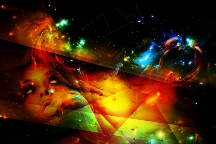Abstract Art Desktop Wallpapers Widescreen